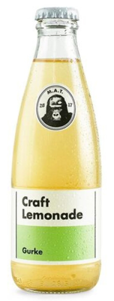 M.A.T. Craft Lemonade Gurke