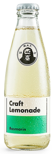 M.A.T. Craft Lemonade Rosmarin